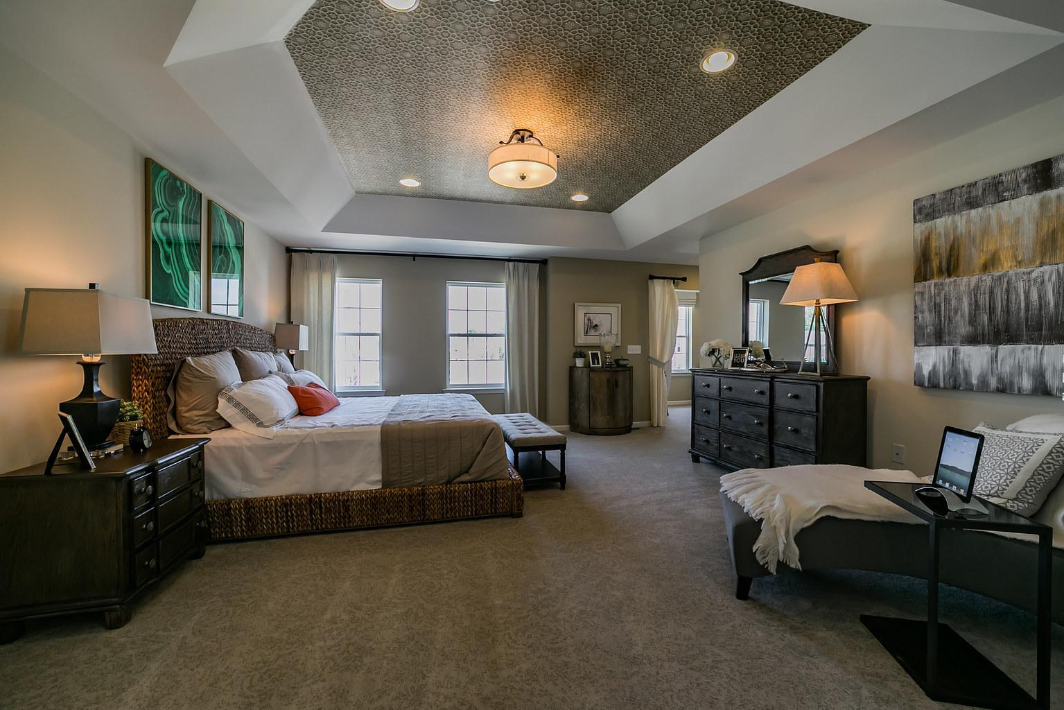 Bedroom featured in The Jefferson-Side Entry By Hallmark Homes Group in Philadelphia, PA