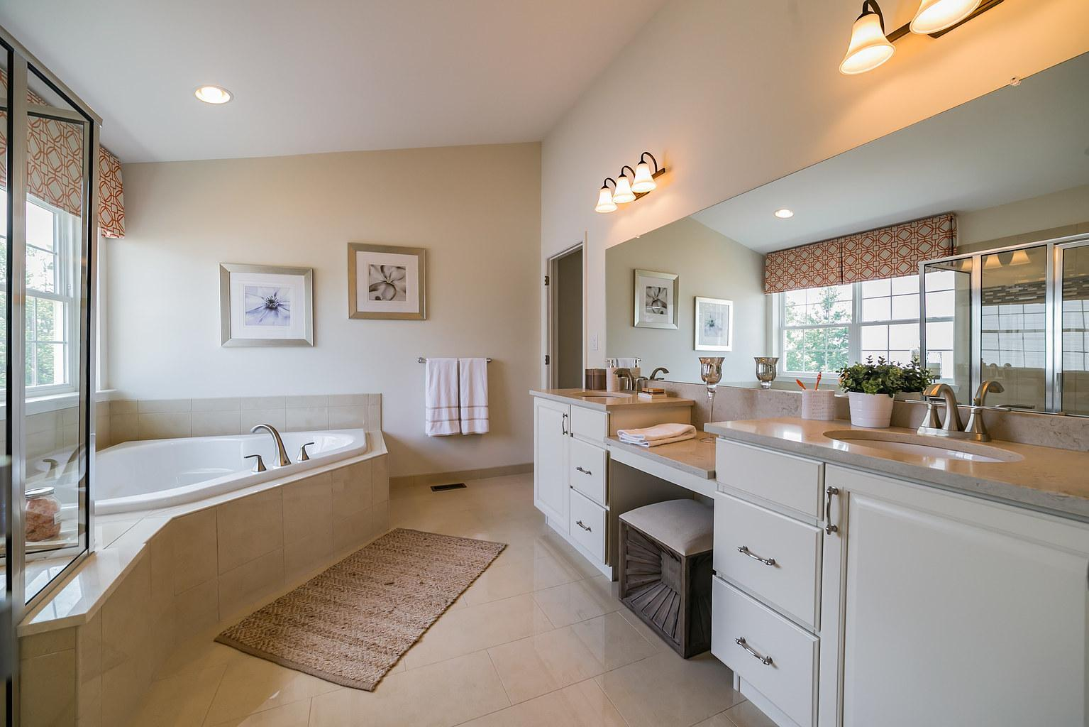 Bathroom featured in The Jefferson-Side Entry By Hallmark Homes Group in Philadelphia, PA
