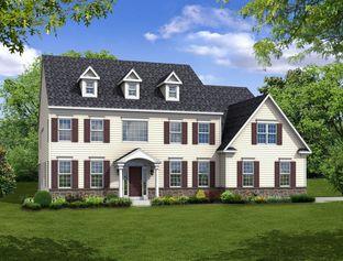 The Oakmont - Mill Ridge: Chalfont, Pennsylvania - Hallmark Homes Group