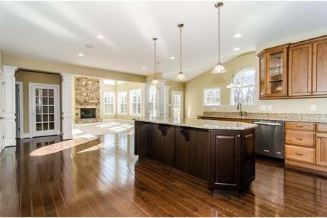 Kitchen-in-The Monroe-at-Highfield Estates-in-Chalfont
