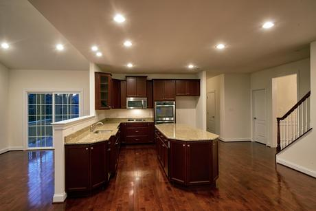 Kitchen-in-The Greenbrier-at-Highfield Estates-in-Chalfont