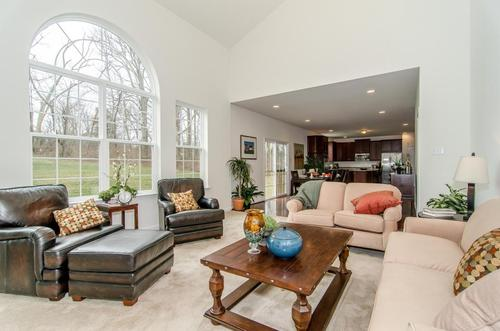 Greatroom-and-Dining-in-The Madison-at-The Arbors at Hilltown-in-Dallas