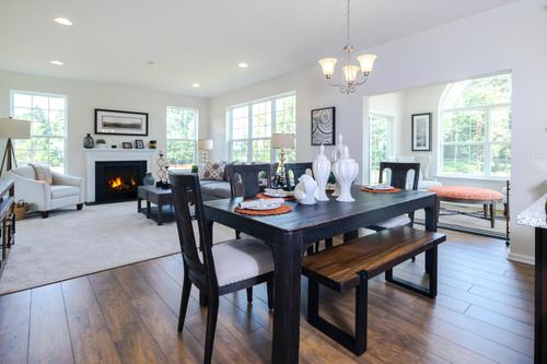 Greatroom-and-Dining-in-The Lincoln-at-The Reserve at Highgate-in-Breinigsville