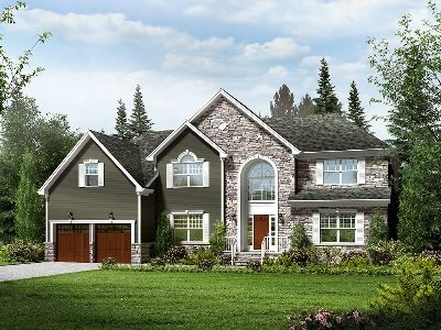 Country Club Estates by Hallmark Homes in Somerset County New Jersey