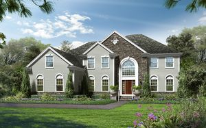 homes in Country Club Estates by Hallmark Homes