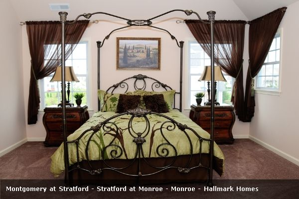 Bedroom featured in The Montgomery By Hallmark Homes in Middlesex County, NJ