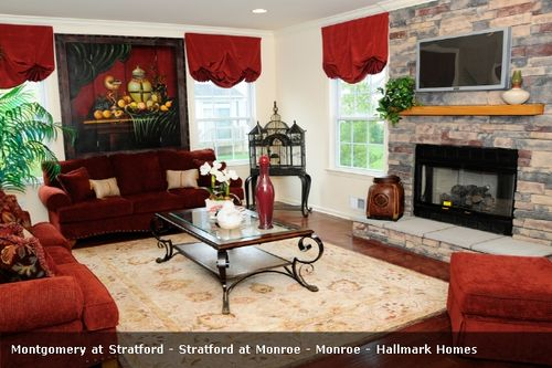 Greatroom-in-The Montgomery-at-Stratford At Monroe-in-Monroe