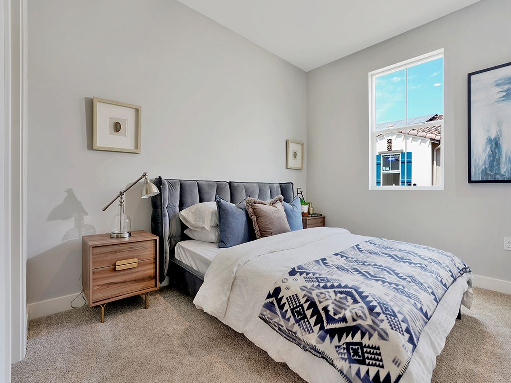Bedroom featured in the Plan 1 By Hallmark Communities in San Diego, CA
