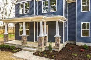 Carrigan - Blackwater: Virginia Beach, Virginia - Custom Homes of Virginia
