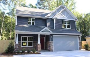 Kenston - Built On Your Lot in Norfolk: Norfolk, Virginia - Custom Homes of Virginia