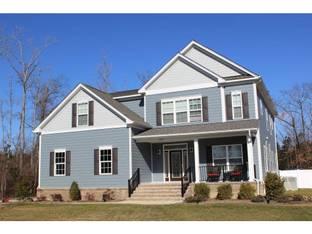 Dawson - Built On Your Lot in Carrollton: Alexandria, District Of Columbia - Custom Homes of Virginia