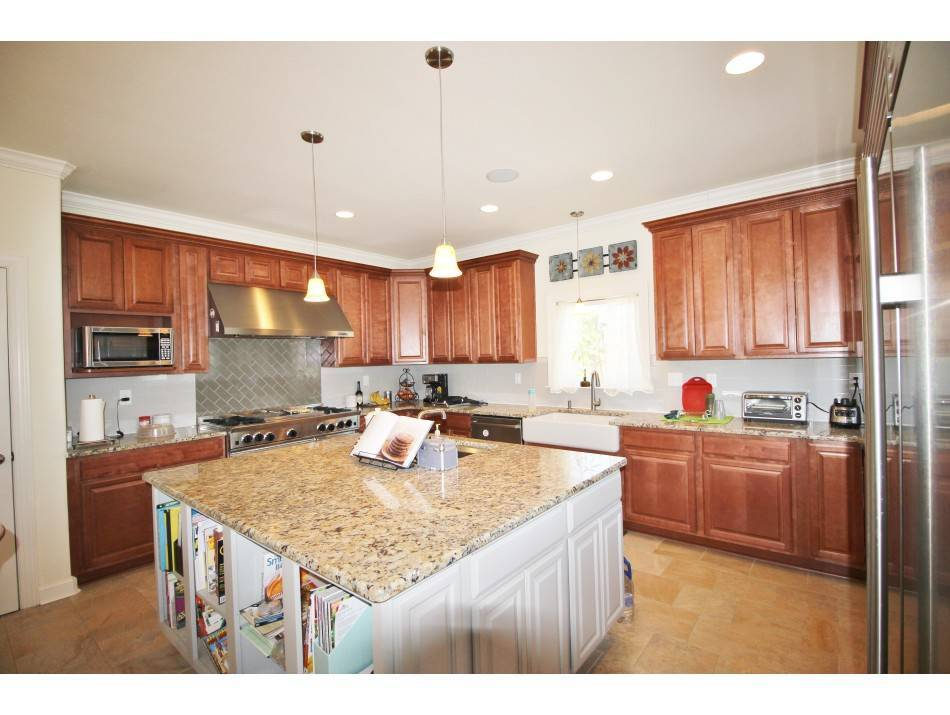 Kitchen featured in the Dawson By Custom Homes of Virginia in Norfolk-Newport News, VA