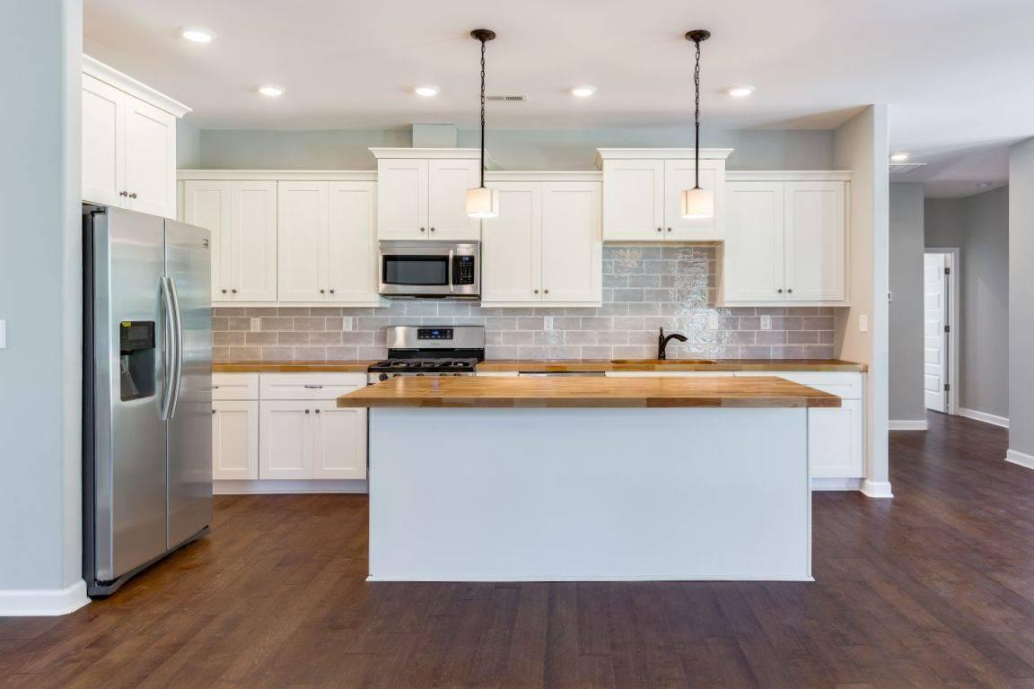 Kitchen featured in the Ella By Custom Homes of Virginia in Norfolk-Newport News, VA