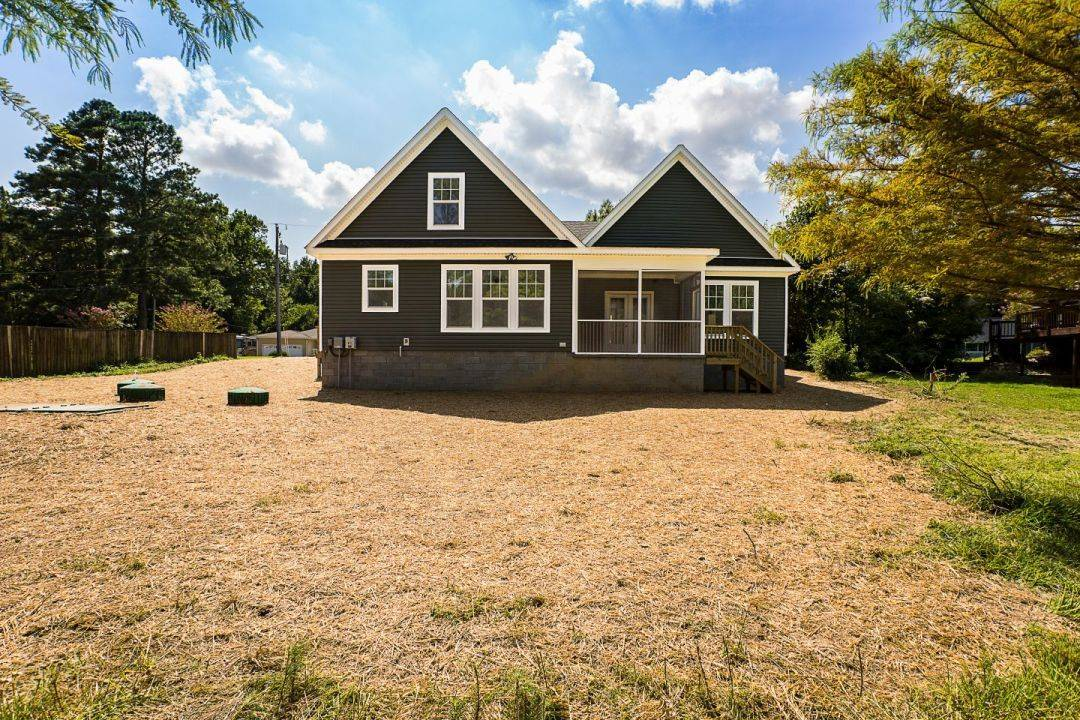 Exterior featured in the Kellan Gen-FLEX By Custom Homes of Virginia in Norfolk-Newport News, VA