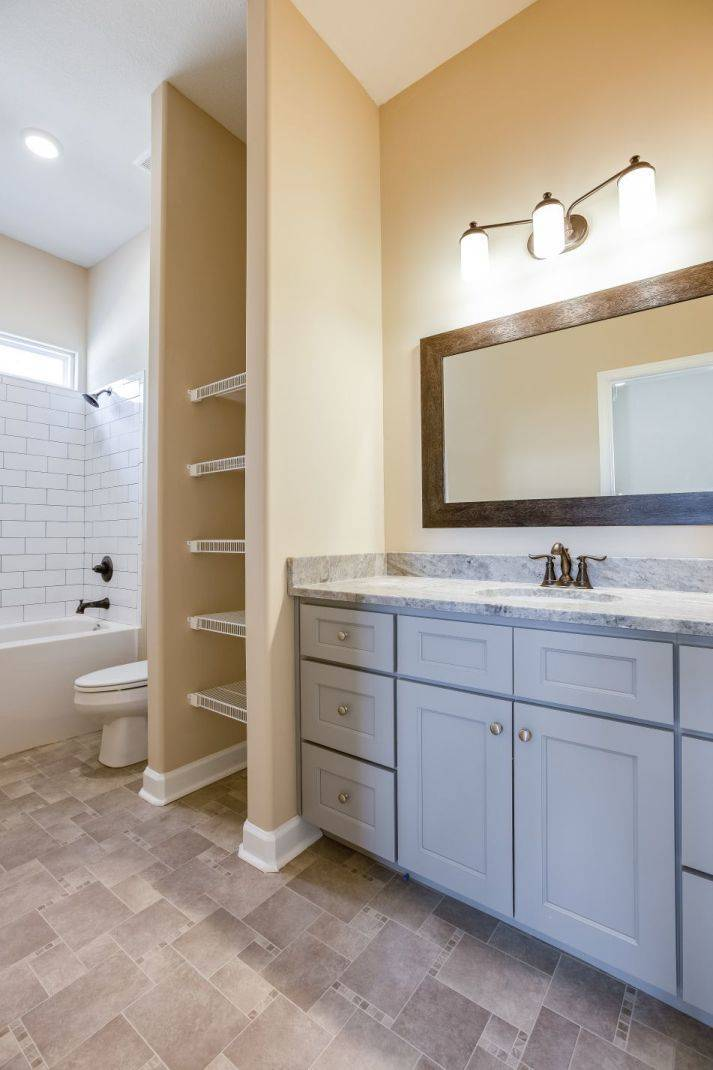 Bathroom featured in the Daniella II By Custom Homes of Virginia in Norfolk-Newport News, VA