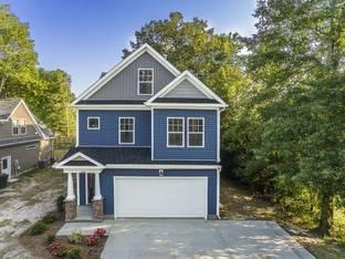 Flagmont II - Built On Your Lot in Chesapeake: Chesapeake, Virginia - Custom Homes of Virginia