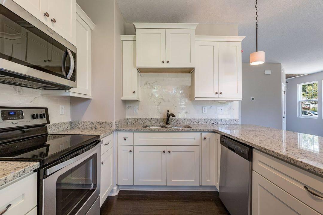 Kitchen featured in the Flagmont II By Custom Homes of Virginia in Norfolk-Newport News, VA