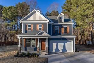 Kenston 3 Story - Built On Your Lot in Norfolk: Norfolk, Virginia - Custom Homes of Virginia
