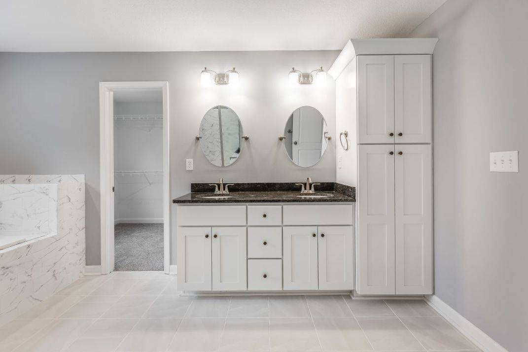 Bathroom featured in the Kenston 3 Story By Custom Homes of Virginia in Norfolk-Newport News, VA