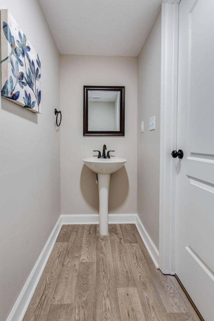 Bathroom featured in the Riley II By Custom Homes of Virginia in Norfolk-Newport News, VA