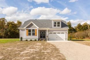 Decklan II - Build On Your Lot in Suffolk: Suffolk, Virginia - Custom Homes of Virginia