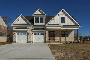 Nolan - Built On Your Lot in Carrollton: Alexandria, Maryland - Custom Homes of Virginia