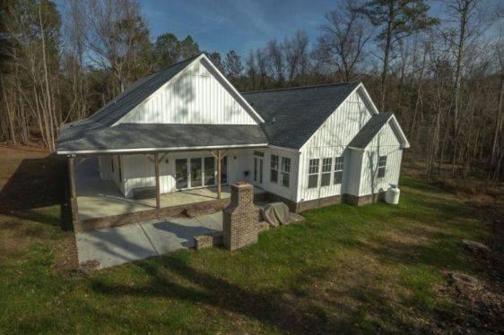 Exterior featured in the Daniella By Custom Homes of Virginia in Norfolk-Newport News, VA