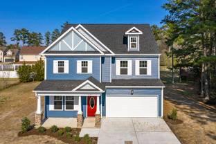 Kenston II - Built On Your Lot in Norfolk: Norfolk, Virginia - Custom Homes of Virginia