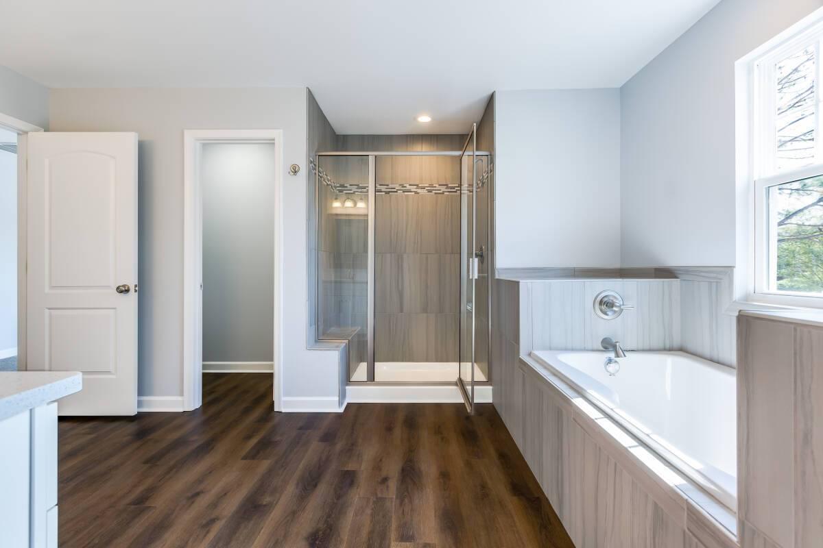 Bathroom featured in the Kenston II By Custom Homes of Virginia in Norfolk-Newport News, VA