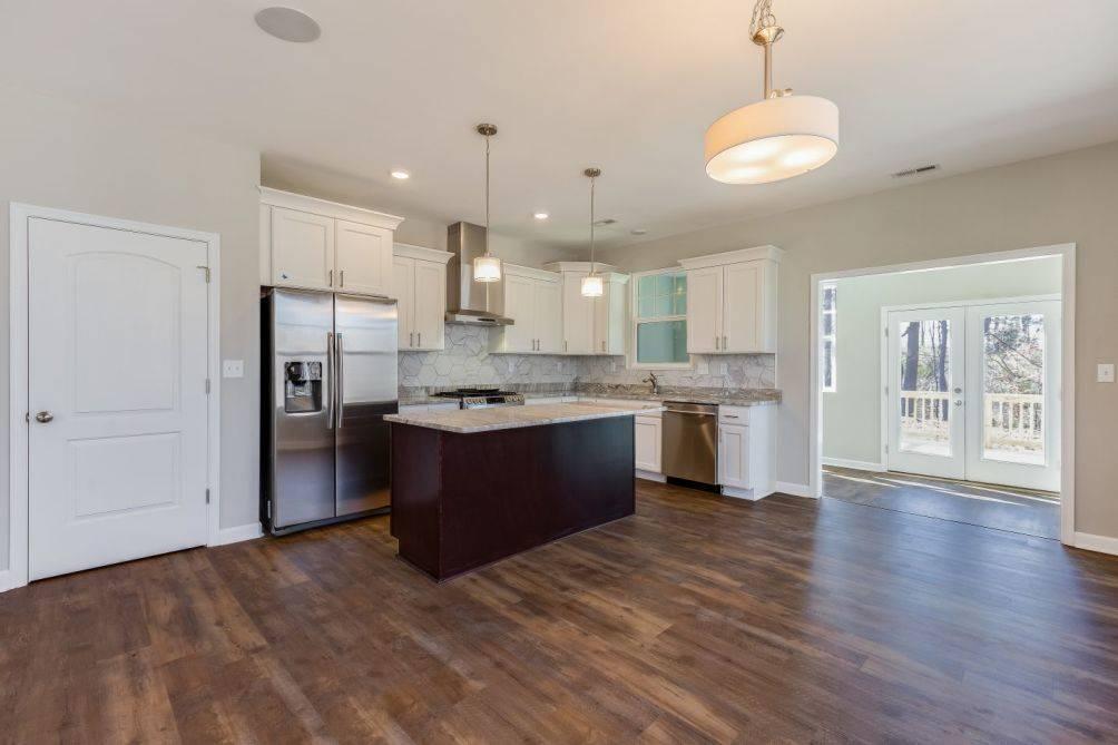 Kitchen featured in the Alainn By Custom Homes of Virginia in Norfolk-Newport News, VA