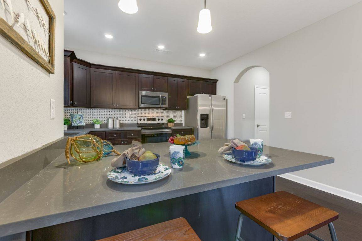 Kitchen featured in the Kelvin 2 Story By Custom Homes of Virginia in Norfolk-Newport News, VA