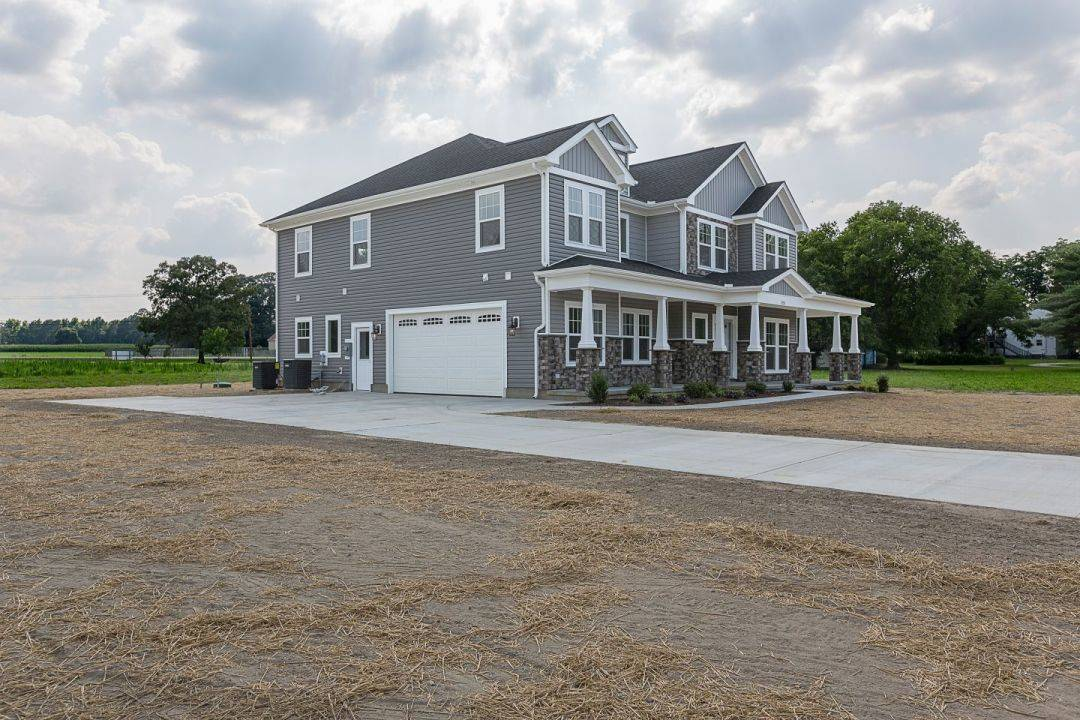 Exterior featured in the Greystone Ultra I I By Custom Homes of Virginia