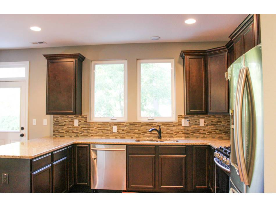 Kitchen featured in the Ronan I I By Custom Homes of Virginia in Norfolk-Newport News, VA