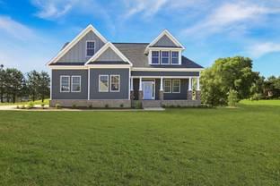 Rourke I I - Build On Your Lot in Suffolk: Suffolk, Virginia - Custom Homes of Virginia