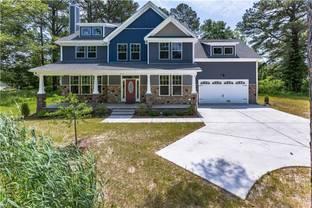 Greystone Ultra I I - Dove Point: Poquoson, Virginia - Custom Homes of Virginia