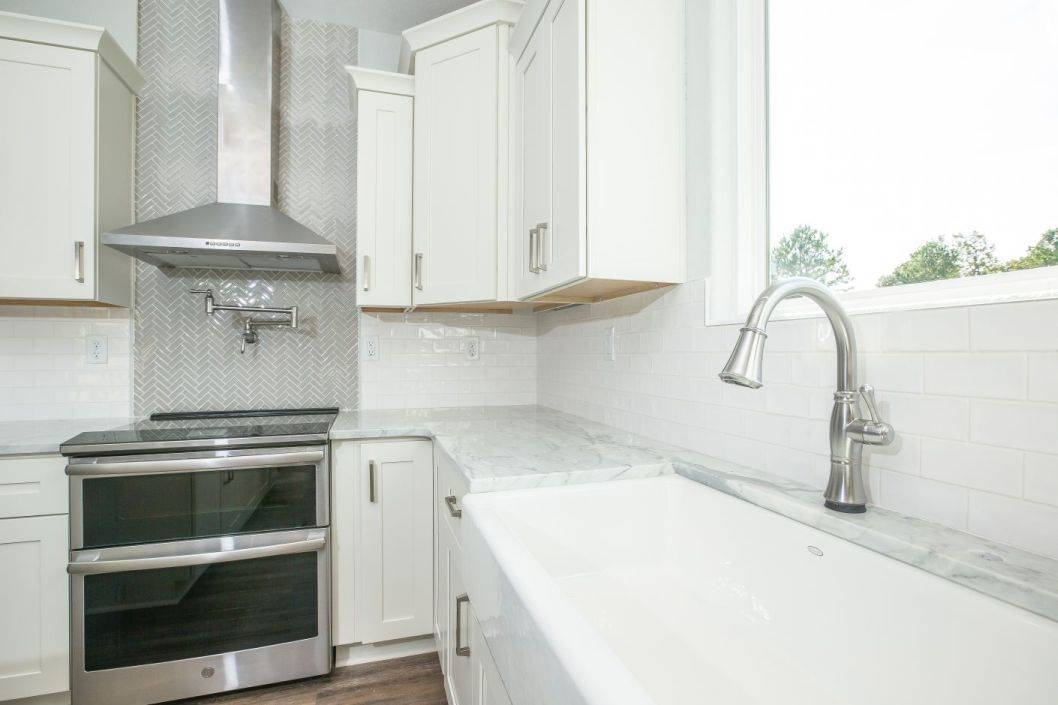 Kitchen featured in the Decklan By Custom Homes of Virginia in Norfolk-Newport News, VA