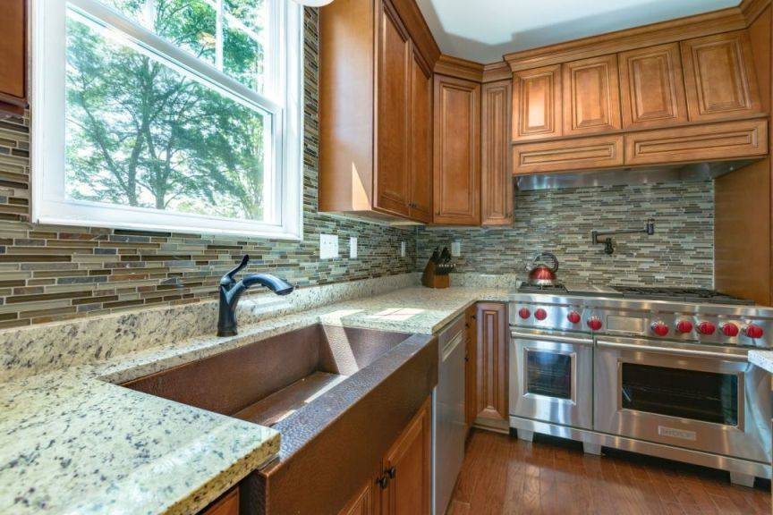 Kitchen featured in the Donegan By Custom Homes of Virginia in Norfolk-Newport News, VA