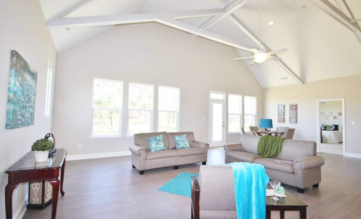 Living Area featured in the Ashlynn By Custom Homes of Virginia in Norfolk-Newport News, VA