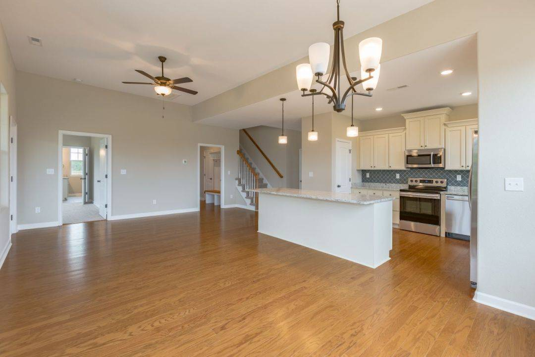 Kitchen featured in the Rourke By Custom Homes of Virginia in Norfolk-Newport News, VA