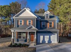 Kenston 3 Story - Build On Your Lot in Virginia Beach: Virginia Beach, Virginia - Custom Homes of Virginia