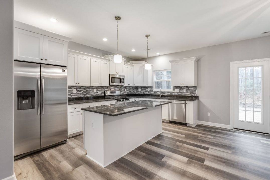 Kitchen featured in the Kenston 3 Story By Custom Homes of Virginia in Norfolk-Newport News, VA