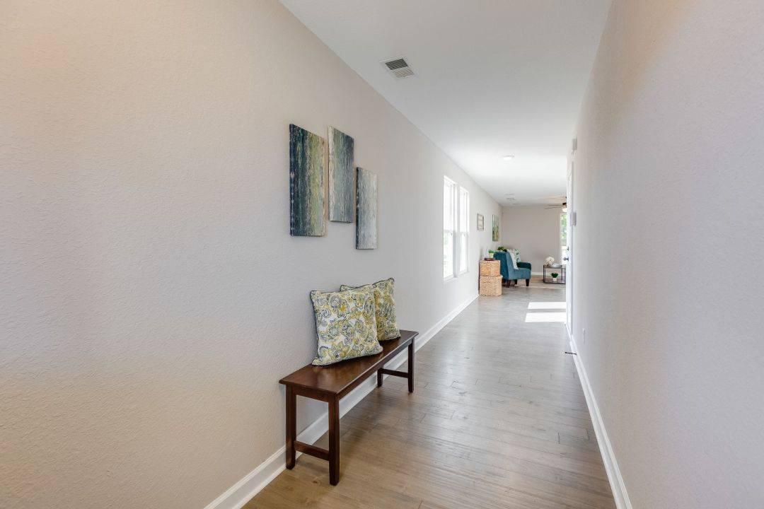 Living Area featured in the Riley II By Custom Homes of Virginia in Norfolk-Newport News, VA