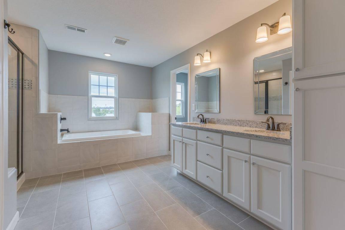 Bathroom featured in the Kelvin II By Custom Homes of Virginia in Norfolk-Newport News, VA