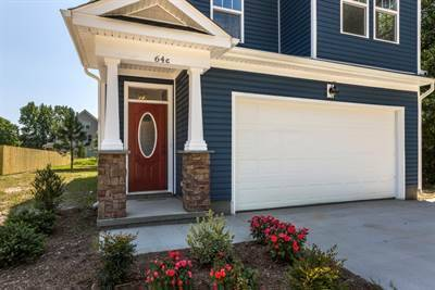 Exterior featured in the Flagmont By Custom Homes of Virginia in Norfolk-Newport News, VA
