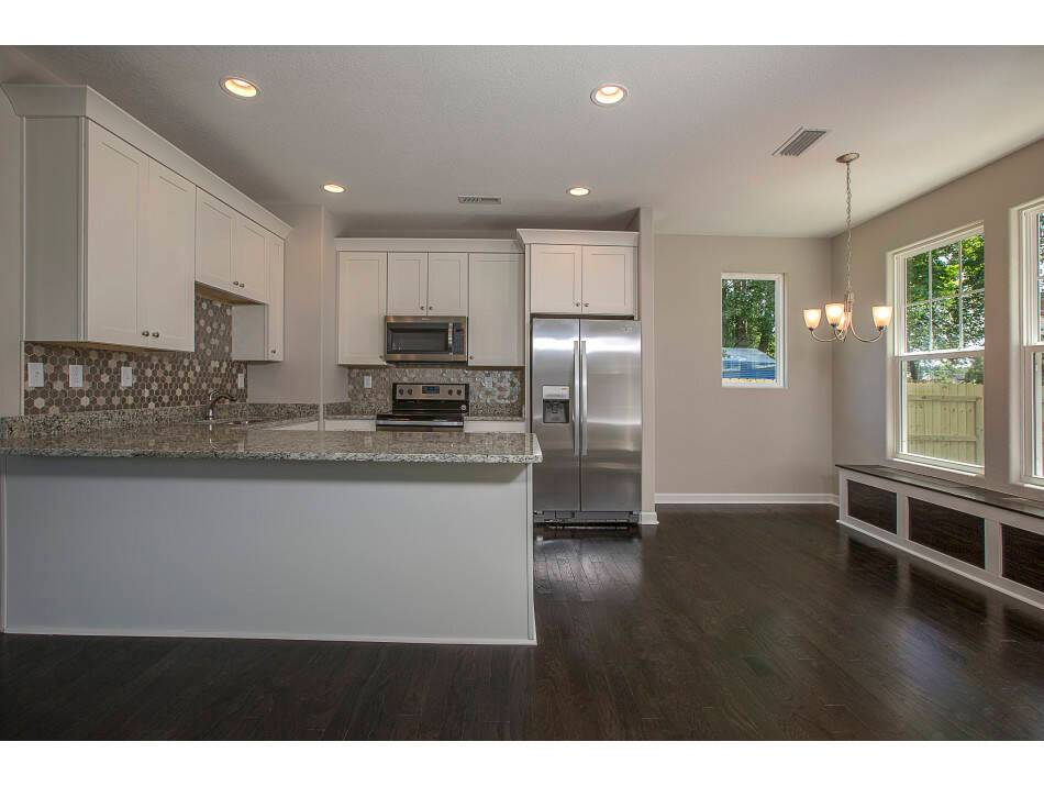 Kitchen featured in the Flagmont By Custom Homes of Virginia in Norfolk-Newport News, VA