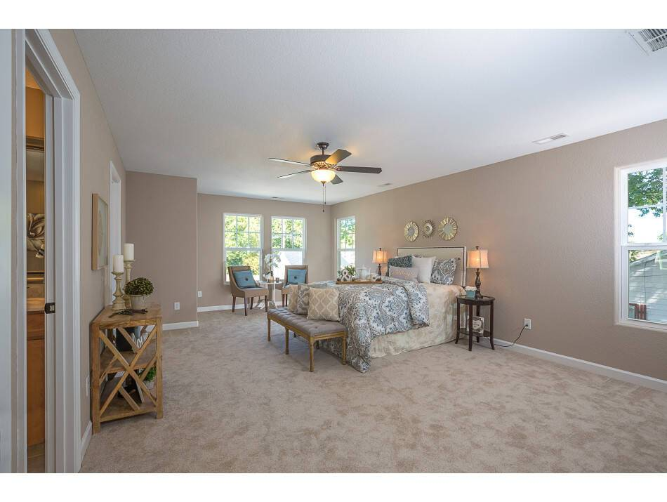 Bedroom featured in the Flagmont By Custom Homes of Virginia in Norfolk-Newport News, VA