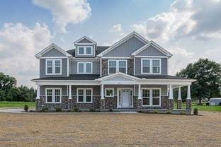 Greystone Ultra II - Dove Point: Poquoson, Virginia - Custom Homes of Virginia