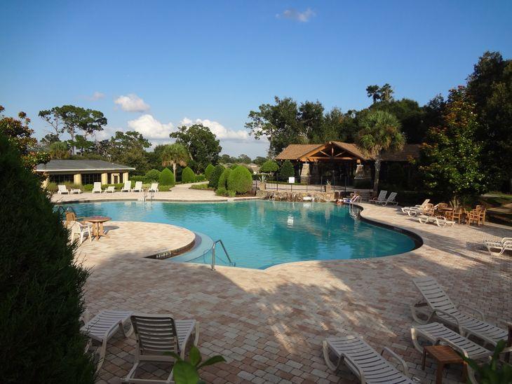 Sorrento Springs pool:Sorrento Springs pool