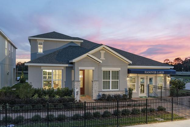 Emerson shown with optional bonus room & stone:Emerson shown with optional bonus room & stone
