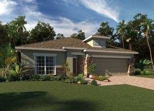 Kensington - Cypress Oaks: Groveland, Florida - Hanover Family Builders